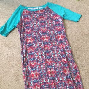 Clearance! LuLaRoe Julia dress